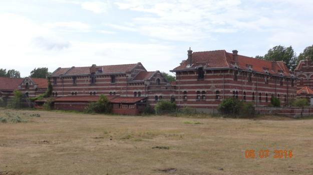 Zuydcoote Military Hospital