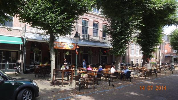 'Het Warpen' - Peter's first local