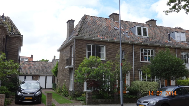 House no. 1 - Prinses Margrietlaan
