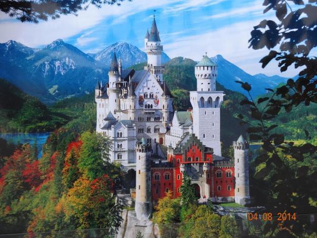 Schloss Neuschswanstein (not a PB original!)