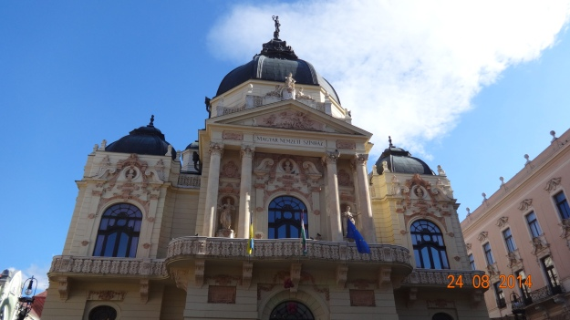 The National Theatre of Pecs