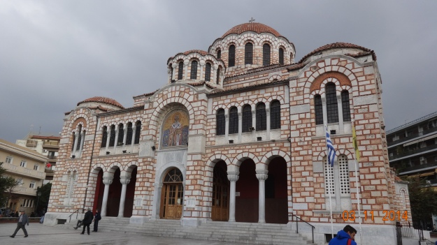 Agios Nikolaos Church, Volos