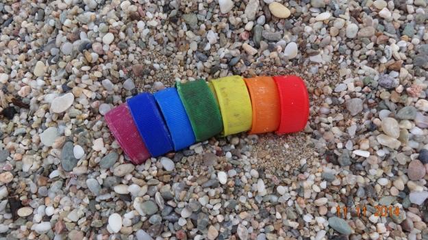'a beachcomer's rainbow' :D
