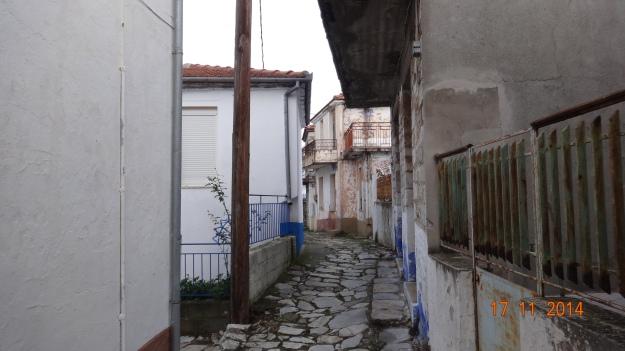 Backstreets (paths) of Trikeri