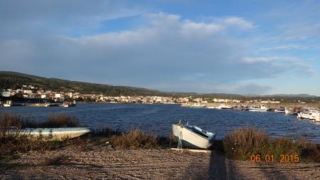 Petralidi harbour