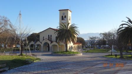 Main square, Petralidi