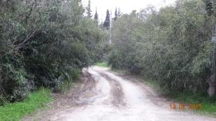 A good road..