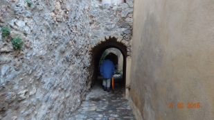 exploring the many tiny passages