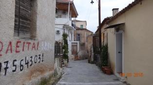 narrow, shabby back streets..