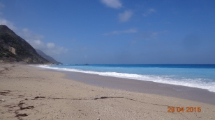 Kalamitsi Beach, Lefkada