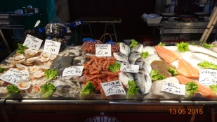 excellent fish selection!