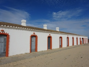 restored fisherman's houses