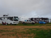 some impressive rigs here - but there can't be that many places to park them!