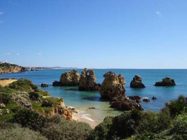 Praia Dos Arrifes, near Albufeira