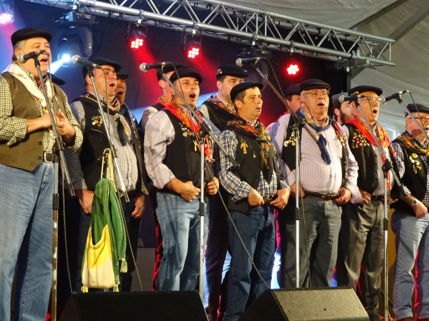 traditional Alentejo male voice choir.