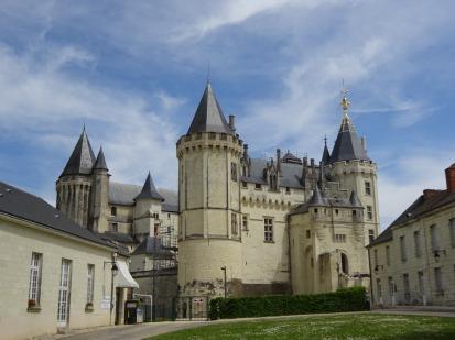 Chateaux Saumur